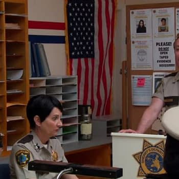 Reno 911: Dangle Doesnt Think The Squirrels in the Ducts Are Singing Words People [TEASER]