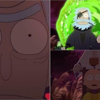 Rick and Morty Are Samurai &#038 Shogun in New Adult Swim Short [VIDEO]