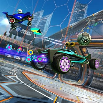 Psyonix Releases Details On March Update To Rocket League