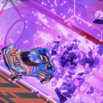Rocket Pass 6 Will Hit Rocket League Next Week