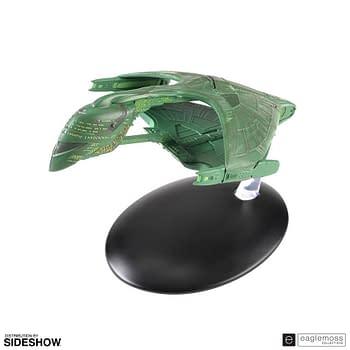 Star Trek Alien Ships From Eaglemoss Have Landed