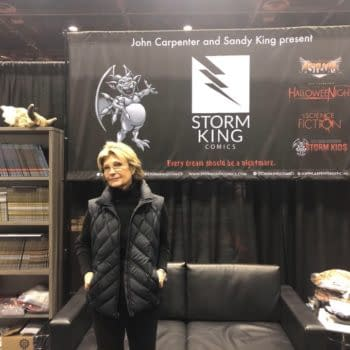 Interview: Sandy King Carpenter talks Storm Kids and the Allegory of Horror