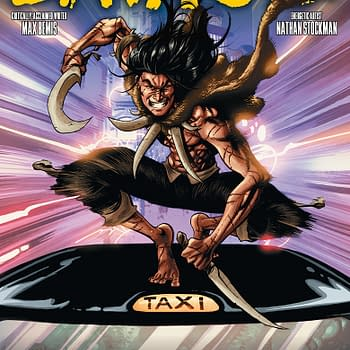 Max Bemis and Nathan Stockman Get Ready Turok with Savage at Valiant in June