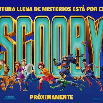 Scoob: Another International Poster Adds Captain Caveman