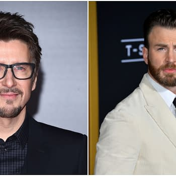 Chris Evans and Scott Derrickson Making Thriller Bermuda Together