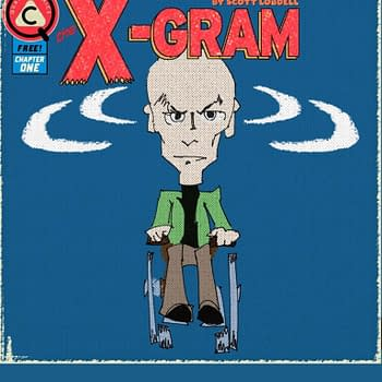 Scott Lobdell X-Men