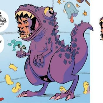 New Image Comics Crossover Spied in Ludocrats #1 and Adventureman #1