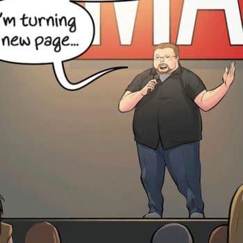 Akira Yoshida Returns to Comics in Today's The Nib