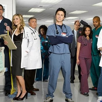Scrubs: JD Inspiration Handling LA Hospitals COVID-19 Response