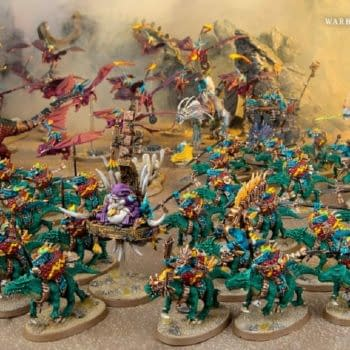 """Games Workshop Teases New Preorders for """"Age of Sigmar"""""""