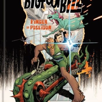 Sean Gordon Murphy Pulls Cover from Doug Tennapel  Project Over LGBTQ Comments