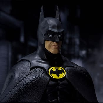 Batman is Back in 1989 Once Again with S.H. Figuarts