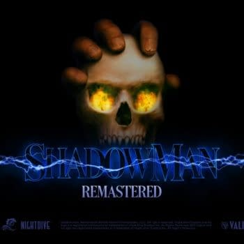 "Valiant Entertainment & Nightdive Studio Will Remaster ""Shadow Man"""