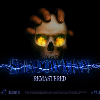Shadow Man: Remastered Reveals New Images Showing Before &#038 After