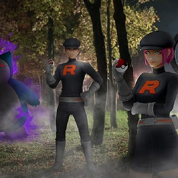Team GO Rocket Made Shadow Pokémon Stronger In Pokémon GO