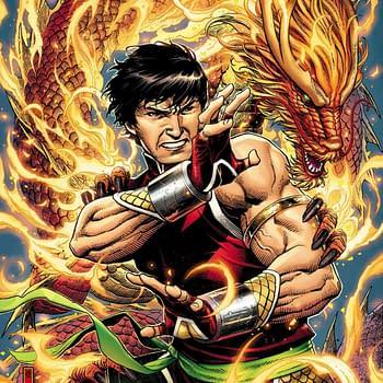 Gene Luen Yang to Write New Shang-Chi Series with Dike Ruan and Phillip Tan at Marvel in June