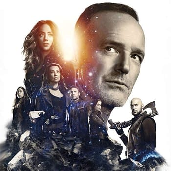 Marvels Agents of S.H.I.E.L.D.: Clark Gregg Chloe Bennet Support Early Season 7 Drop