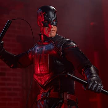 Daredevil Shadowlands Returns with Sideshow Exclusive Figure