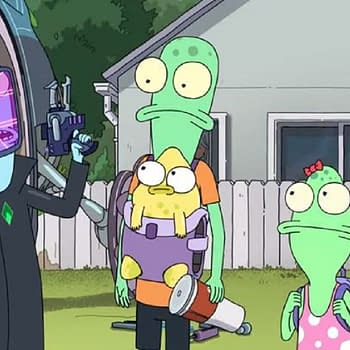 Solar Opposites: Hulu Rick and Morty Duos Series Lands New Teaser