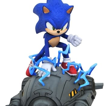 New Diamond Select Statues Include Godzilla Sonic and More