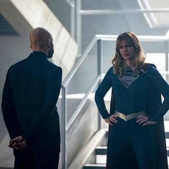 Supergirl Season 5: If Kara Is Andreas Bodyguard Will Lex End Up Her Long Lost Pal [PREVIEW]