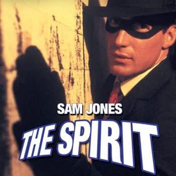 Lauren Looks Back: The Spirit (1987)
