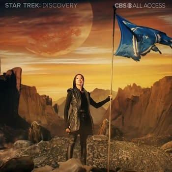 Star Trek: Discovery Season 3 Teaser: Follow Burnham Into the Future