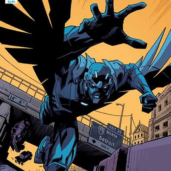 REVIEW: Stealth #1 &#8212 A Deeply Problematic Protagonist With Shades Of Bob Reynolds