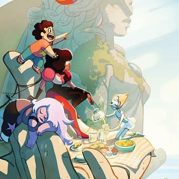 Rebecca Sugar Says Steven Universe Will Not Continue as a Comic Book