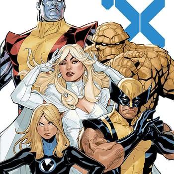Never Trust Doctor Doom in X-Men/Fantastic Four #2 [X-ual Healing 2-26-20]