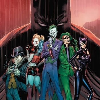 Punchline Sends Batman #89 and Hell Arisen #3 to Third Printings, Nightwing #70 to a Second