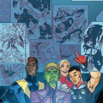 LATE: Doom Patrol, Legion Of Super-Heroes, Metal Men, Birds of Prey at DC Comics