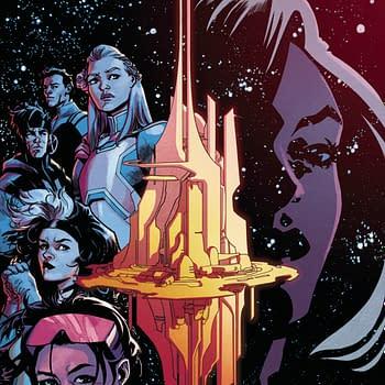 The X-Men Do Game of Thrones Season 8 in Excalibur #9 [XH]