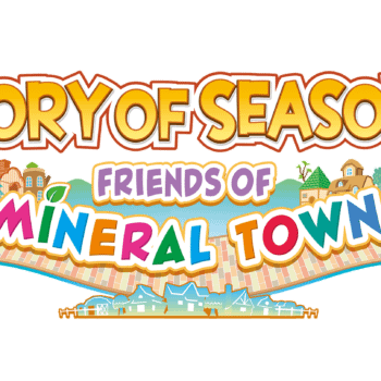 Story Of Seasons Friends of Mineral Town Main Logo
