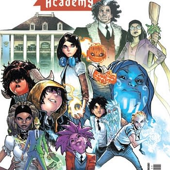 REVIEW: Strange Academy #1 &#8212 Uniting Scions Of Both Good And Bad Ideologies Under One Educational Roof