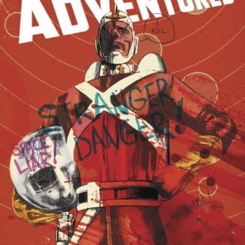 """REVIEW: Strange Adventures #1 -- """"Schroedinger's Storyline, Leaving Only Apprehension At Every Turn Of The Page"""""""