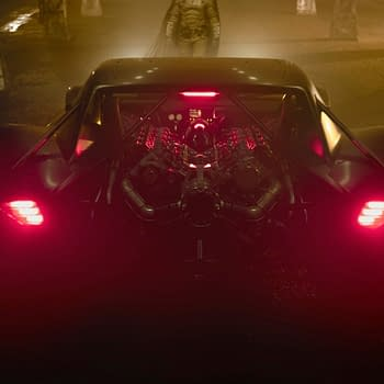 The Batman Director Matt Reeves Shares 3 New Images of the Batmobile