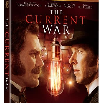 The Current War Available on Digital Now Blu-ray March 31st