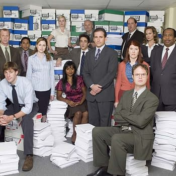 The Office Shares Unaired Series Finale Cold Open Making of Pilot