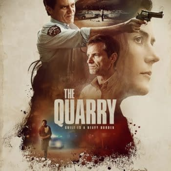 'The Quarry': Watch the Trailer For the New Thriller Now