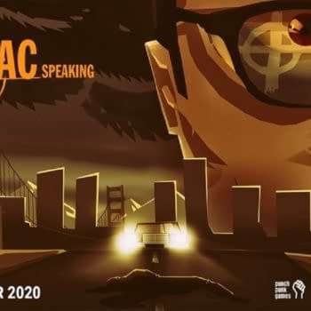 This Is The Zodiac Speaking Announcement Art