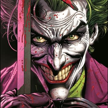 Three Jokers to Launch in June Johns and Fabok Promise No (More) Delays