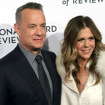 Tom Hanks Posts Thank You Message After Returning Home