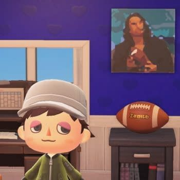 Tommy Wiseau Animal Crossing
