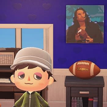 Tommy Wiseau Has A Portrait In Animal Crossing: New Horizons