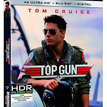 Top Gun Hits 4K Blu-ray In May Before Maverick Hits Theaters
