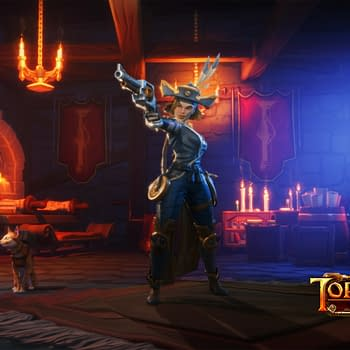 Torchlight III Announces New Hero Class With The Sharpshooter