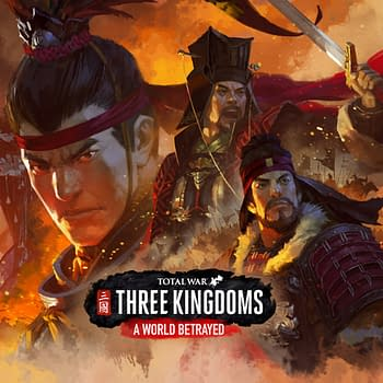 Total War: Three Kingdoms Has A World Betrayed Coming March 19th