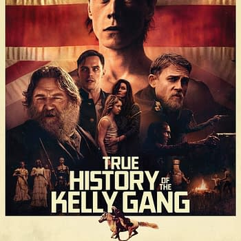 The True History of the Kelly Gang: CroweHunnam Star in Action Flick