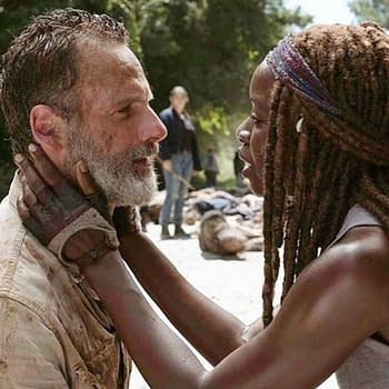 The Walking Dead: Danai Gurira Thanks Her TWD Family